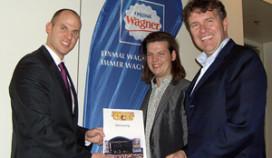 Wagner Pizza catert en sponsort Zwarte Cross