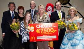 Ronald McDonald vrijwilligersaward voor 14-jarige Demi van Es