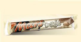 Mars beperkt kilocalorieën candybars