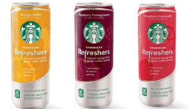 Starbucks introduceert eigen energiedrank