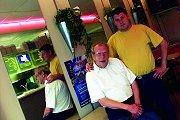 Kok FranVois-Joseph Maraite al veertig jaar content met cafetaria