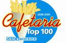 Cafetaria Top 100 2008