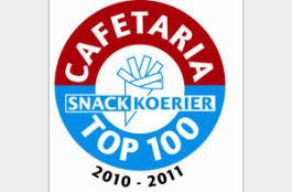 Ranglijst Cafetaria Top 100 2010