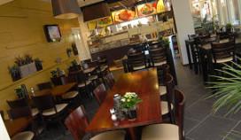 Top 100-cafetaria's per provincie