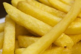 Patrick Nieuwveld: 'sjoelen met frietjes