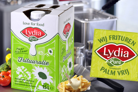 Nieuwe – palmvrije – frituurolie van Lydia