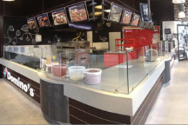 Domino's Pizza opent vestiging in Venray