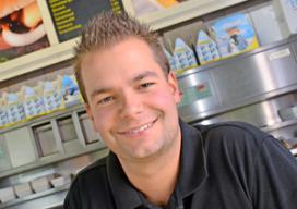 Zesde cafetaria voor 29-jarige ondernemer