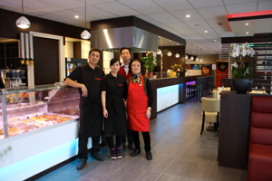 Cafetaria Oudenbosch heropent 3,5 jaar na brand