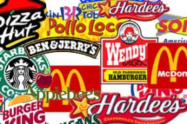 Fastservice of fastfood: met dank aan blurring