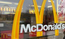 McDonald's ziet lichte omzet stijging