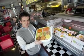 Aantal snackbars in Nederland stabiliseert