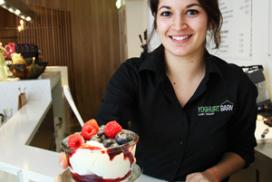 Yoghurt Barn opent nog twee vestigingen