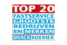 Omzet Fastservice Top 20 sinds 1994 verviervoudigd
