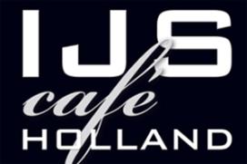Gouden IJsspatel voor Ron Holland van IJscafé Holland