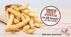 Kwalitaria heeft weer 'uurtje gratis friet