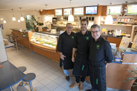Cafetaria Top 100 2014 nummer 92: Plaza Polly, Bemmel