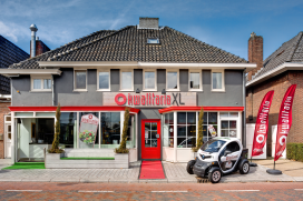 Cafetaria Top 100 2014 nummer 7: Kwalitaria XL, Best