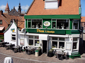 Cafetaria Top 100 2014 nummer 15: Plaza 't Hoekje, Ouddorp