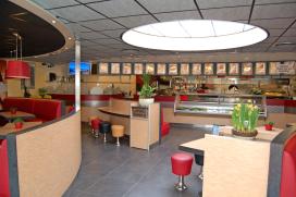 Cafetaria Top 100 2014 nummer 39: Snack-Plaza Willem de Boer, Urk