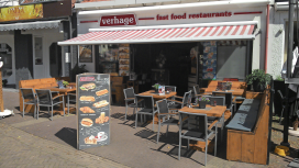 Cafetaria Top 100 2014 nummer 43: Verhage Haamstede, Burgh-Haamstede