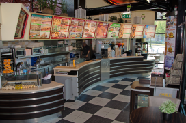 Cafetaria Top 100 2014 nummer 51: Verhage Dordrecht, Dordrecht