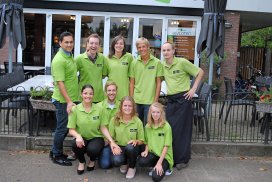 Cafetaria Top 100 2014 nummer 67: Nose 4 Food, Zeist