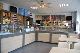 Cafetaria Top 100 2014 nummer 75: Snackpoint Het Trefpunt, Apeldoorn