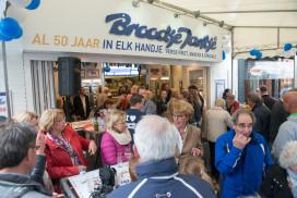 Foto's: Bonheur viert 'Broodje Jantje' 50 jaar