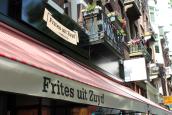 Foto's nieuwe zaak Frites uit Zuyd