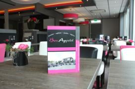 Foto's: topcafetaria Bon Appetit Rijsbergen vernieuwd