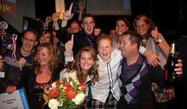 Winnaar Cafetaria Top 100 viert feestje