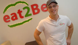 Eat2Be honderd procent biologisch fastfood