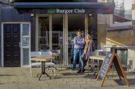 Fotoverslag De Burger Club in Rotterdam