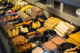 Wie heeft de Mooiste Snackvitrine van Nederland?