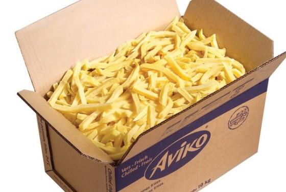Aviko bouwt grote frietfabriek in België