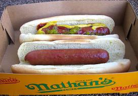 Hotdogrestaurant Nathan's heeft nieuwe kampioen hotdog-eten