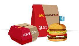McDonald's weigert McWhopper