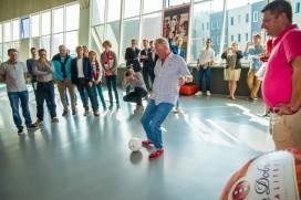 Van Dobben scoort in Amsterdam Arena