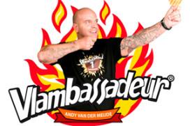 Andy van der Meijde 'Vlambassadeur' Topking