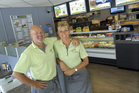 Plaza Food for All Sluisplein provinciewinnaar Noord-Holland