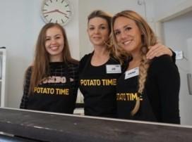 Patatarista's bakken bij Potato Time