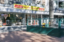 Cafetaria Top 100 2015-2016 nummer 95: Verhage Hoogvliet, Rotterdam
