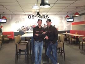 Cafetaria Top 100 2015-2016 nummer 24: Eethuis & Snackbar Oscars, Emmen