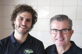 Nummer 3 Cafetaria Top 100: Eetwinkel Polly bindt klanten letterlijk en figuurlijk