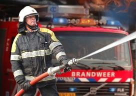 IJsfabriek Van der Poel in de as gelegd