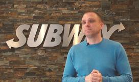 Subway naar Campus Plaza Wageningen