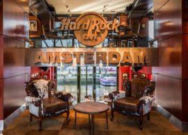 Burgers voor 71 cent bij Hard Rock Café Amsterdam