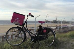 Heftige concurrentie in Nederland wordt Foodora te veel