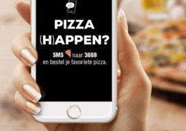 Domino's Nederland introduceert bestellen via sms